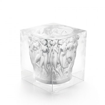 Lalique Revelation Baccantes Vase, Limited Edition