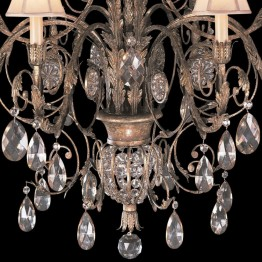 Fine Art Lamps Chandelier 136740ST