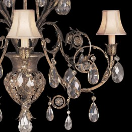 Fine Art Lamps Chandelier 162740ST