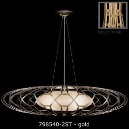 Fine Art Lamps Pendant 798540-2ST