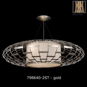 Fine Art Lamps Pendant 798640-2ST