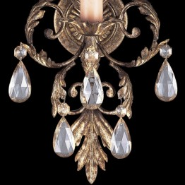 Fine Art Lamps Sconce 161550ST