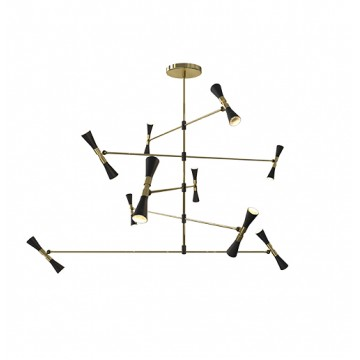 Delightfull Hank Suspension Lamp