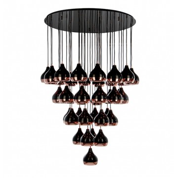 Delightfull Hanna Midcentury Modern Suspension Lamp
