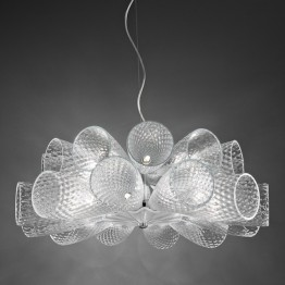 Italamp 2400/12+12 Cheers Suspension lamp
