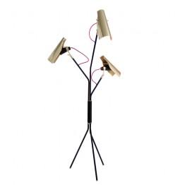 Delightfull Jackson Mid Century Floor Lamp