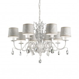 Masiero Acantia 8 Light Chandelier