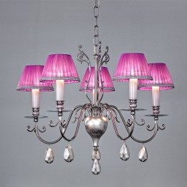 Masiero Belle Epoke 5 Light Chandelier
