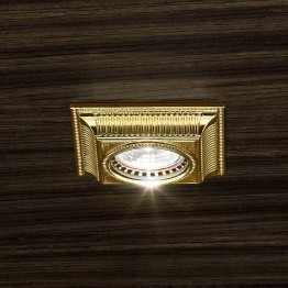 Masiero Brass & Spots VE 855 Downlight
