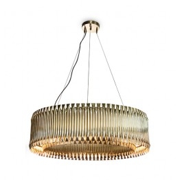 Delightfull Matheny Sculptural Suspension Lamp