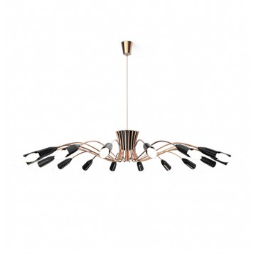 Delightfull Norah Vintage Suspension Lamp