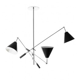 Delightfull Sinatra Retro Suspension Lamp