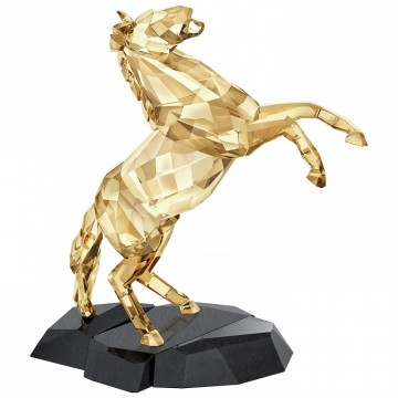Swarovski Golden Shadow Stallion