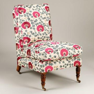 Vaughan Slipper Chair FH0008