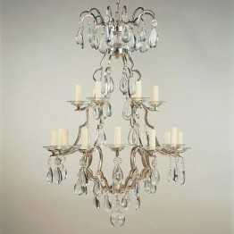 Vaughan Chandelier CL0234.SI.SE