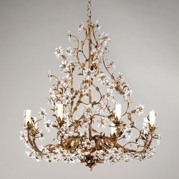 Vaughan Chandelier CL0181.RU.SE