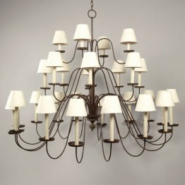 Vaughan Chandelier CL0192.RU.SE