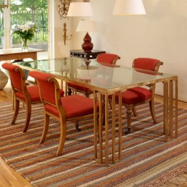 Vaughan Dining Table FT0069.GI.GL