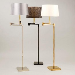Vaughan Floor Lamp SL0045.BR.BZ.NI.BC