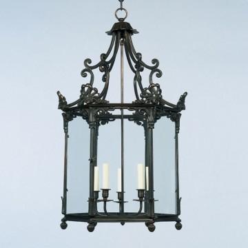Vaughan Repton Hall Lantern CL0058.BZ.SE