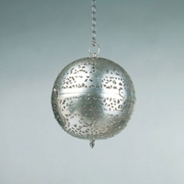 Vaughan Shadow Ball Lantern CL0091.SI.ES