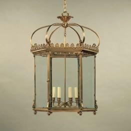 Vaughan Wilton Hall Lantern CL0117.BR.SE