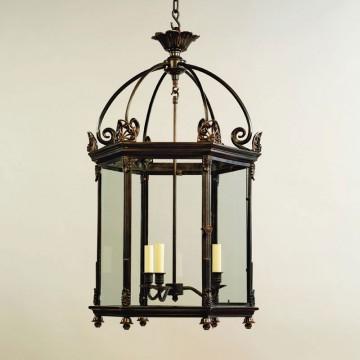 Vaughan Rousham Hall Lantern CL0121.BZ.SE