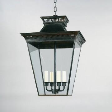 Vaughan Mottisfont Porch Lantern CL0130.BZ.SE