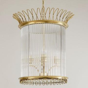 Vaughan Varenne Glass Lantern CL0175.BR.SE
