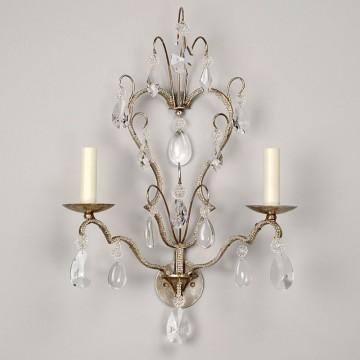 Vaughan Wall lamp WA0053.SI.SE