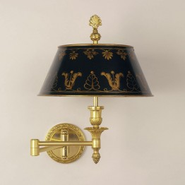 Vaughan Wall lamp WA0055.BK.SE