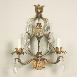 Vaughan Wall lamp WA0117.GI.SE