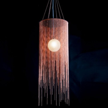 Willowlamp Pendant CIR-WIL-280(MED)-PEN