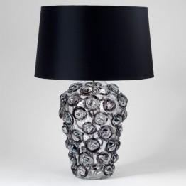 Vaughan Zermatt Crystal Lamp TG0059.GY.BC. Charcoal