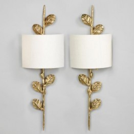Vaughan Leaf Wall Lights Wall lamp WA0215.BR & WA0216.BR